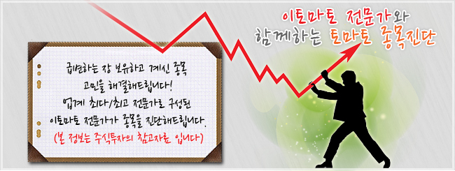 토마토종목진단